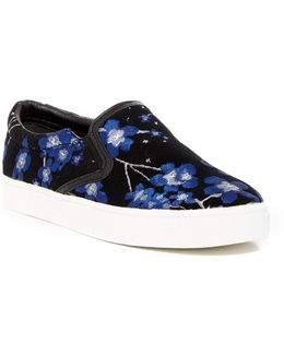 Marvin Floral Slip-on Sneaker
