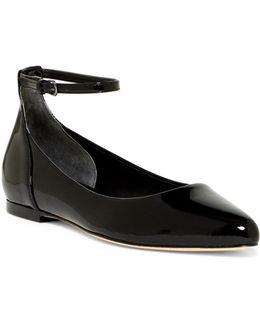 Sukki Ankle Strap Flat