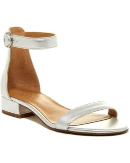 Swan Ankle Strap Sandal