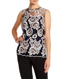 Natalie Sleeveless Blouse