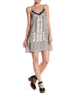 Lace Trim Sun Dress