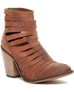 Strappy Hybrid Bootie