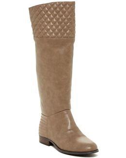 Fallout Quilted Tall Boot
