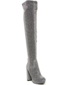 Fanaticc Over-the-knee Platform Boot