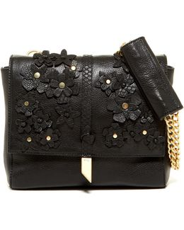 Dahlia Leather Crossbody