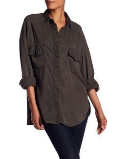 Utilitarian Button Down Shirt