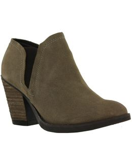 Florence Suede Bootie