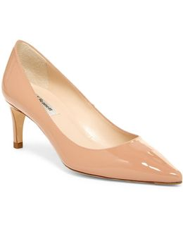 Florida Pointed Toe Pump