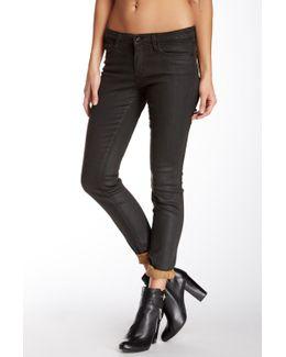 Alex Coated Skinny Jean