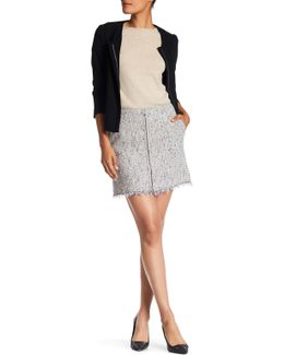 Winsty Multi Tweed Skirt