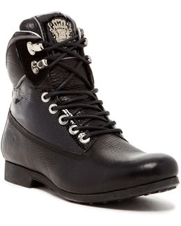 Mid Lace-up Sneaker Boot