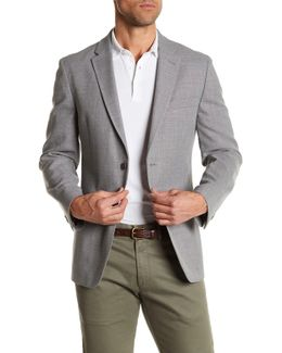 Bray Woven Classic Fit Sport Coat