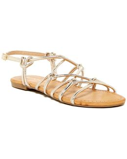 Gail Knotted Sandal