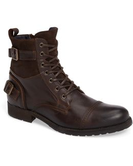 Gerrade Cap Toe Boot