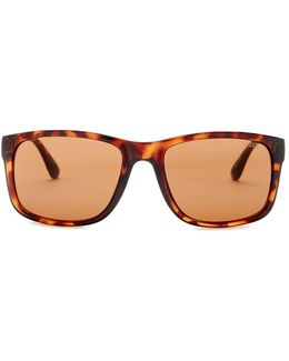 Men's Square Sunglasses