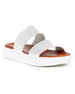 Saige Platform Sandal