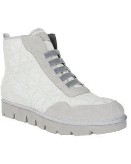 Terran Lace Boot