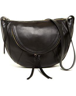 Carla Leather Shoulder Bag