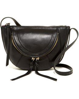 Clara Mini Leather Crossbody