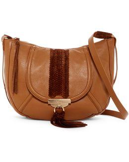 Sedona Leather Shoulder Bag