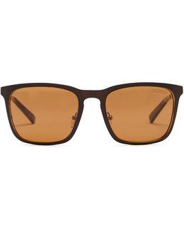 Women's Metal Sunglasses