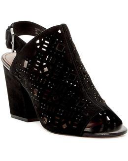 Gysele Studded Cutout Sandal
