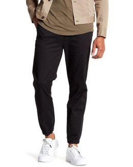Elastic Cuff Trouser