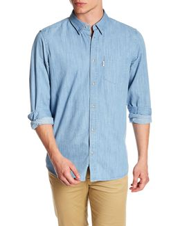 Oke Long Sleeve Relaxed Fit Shirt