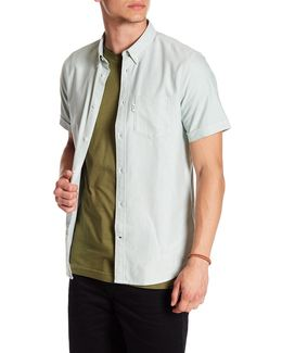 Oden Short Sleeve Relaxed Fit Shirt