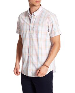 Naoki Short Sleeve Relaxed Fit Shirt