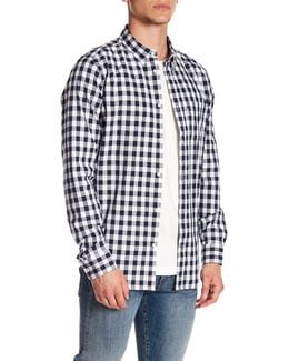 Nature Long Sleeve Relaxed Fit Shirt