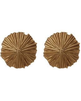 Hana Starburst Large Stud Earrings