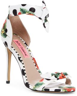 Hartley Ankle Strap Sandal