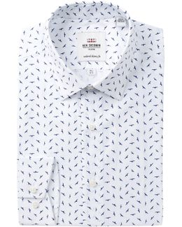 Soho Bird Skinny Fit Dress Shirt