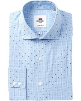 Royal Mixed Slim Fit Dress Shirt