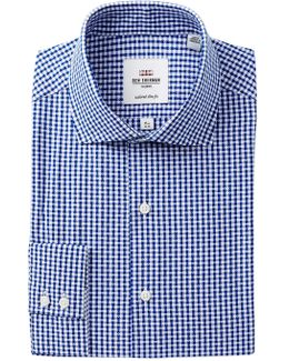 Royal Spread Tailored Slim Fit Dress Shirt