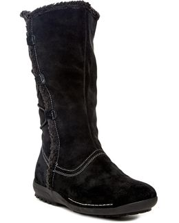 High Gear Faux Shearling Lined Boot