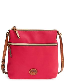 Fabric Crossbody