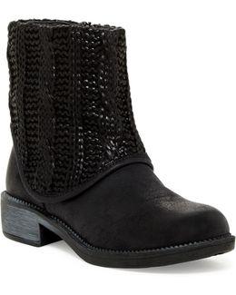 Ingram Knit Boot