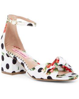 Ivee Ankle Strap Sandal
