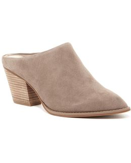 Intrigue Pointy Toe Mule