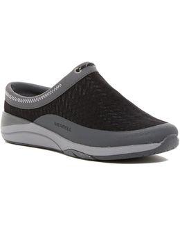 Applaud Mesh Slide Sneaker