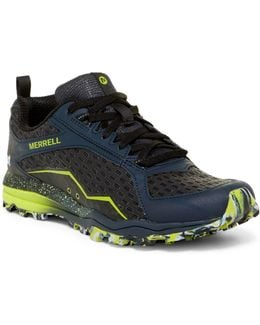 All Out Crush Tough Mudder Waterproof Trail Running Sneaker