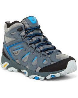 Moab Fst Leather Mid Waterproof Hiker Boot