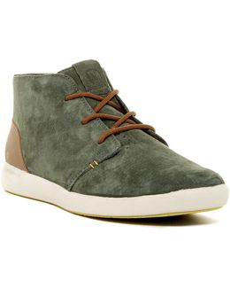 Freewheel Bolt Chukka Sneaker