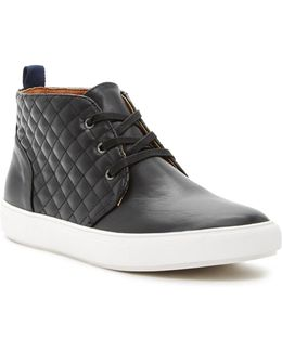Jaedon Quilted Chukka Sneaker