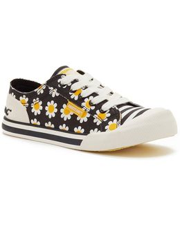 Jazzin Daisy Field Canvas Sneaker