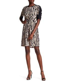 Nicolette Silk Dress