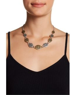 Link Collar Necklace