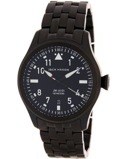 Men's Aviation Bracelet Watch